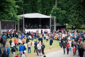 Vähihaigete laste heaks korraldatud Pardiralli kontsert