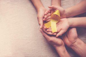 vähi laps kuldne lint